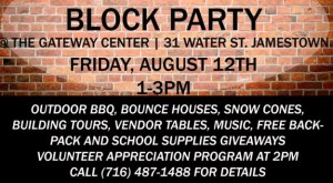 [LISTEN] Community Matters – Amy Rohler Discusses Community Helping Hands Block Party