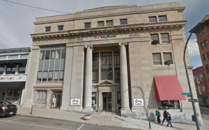 Former Key Bank Building Receives $500,000 Grant to Assist with Redevelopment