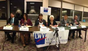 Chautauqua County LOWV Presents Meet the Candidates Forum at JCC