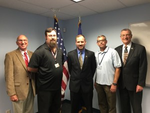 County Executive Appoints New Veterans Services Director