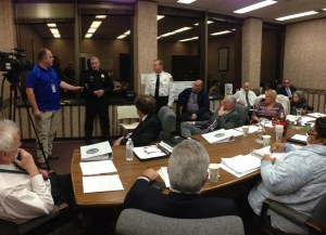 [LISTEN] Jamestown Police Chief Updates City Council on String of Shootings