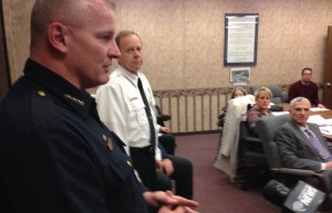 [LISTEN] Jamestown Police Chief Updates City Council on Investigation into Recent Shootings