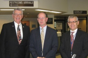 Almeter Appointed as New Manager of County Airports