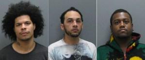 City Police Arrest Three in Separate Drug Investigations