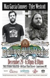 [LISTEN] Rolling Hills Radio Ep. 59 – Max Garcia Conover and Tyler Westcott