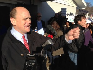 Reed Hears from Concerned Constituents During Weekend Town Hall Meetings in Chautauqua County
