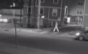 City Police Release Surveillance Video of Arson Suspect