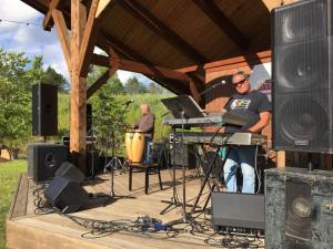 [LISTEN] Arts on Fire – 2017 WRFA Great American Picnic: Steve Strickland