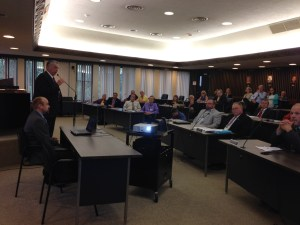 [LISTEN] Horrigan Lays Out County Shared Services Plan, Will Host Three Public Hearings Next Week