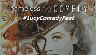 [LISTEN] Arts on Fire – Conor McGibboney Talks Nameless Comedy and the 2017 Lucille Ball Comedy Fest