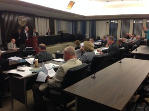 [LISTEN] Horrigan Proposes $236.4 Million County Budget with 2 Percent Tax Increase