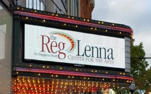 Near-Perfect Weather for Downtown Block Party at Reg Lenna