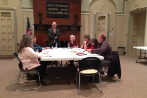 James Prendergast Library Board Holds Meeting to Discuss Fate of Unsold Artwork