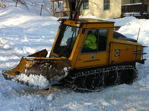 City Officials: Residents, Businesses are Responsible for Snow Removal on Sidewalks