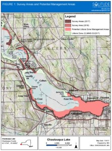 Public Comment Now Being Accepted for Herbicide Use in Chautauqua Lake, Meeting Scheduled for March 1