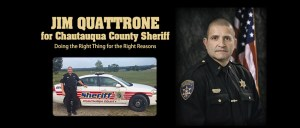 Quattrone Announces Candidacy for Chautauqua County Sheriff