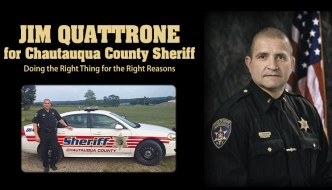 Quattrone Receives Endorsement of State Deputies Association