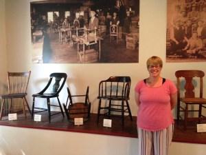 [LISTEN] Community Matters – Jennifer Champ Discusses Jamestown Furniture Manufacturing Exhibit