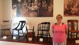 [LISTEN] Community Matters – Jennifer Champ Discusses Jamestown Furniture Manufacturing Exhibit