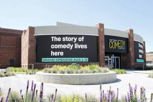 [LISTEN] Community Matters – National Comedy Center Executive Director Journey Gunderson