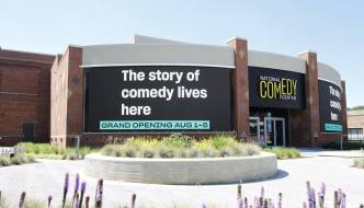 [LISTEN] Community Matters – National Comedy Center Executive Director Journey Gunderson