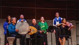[LISTEN] Arts on Fire – Alyssa Anderson from the Rose Ensemble