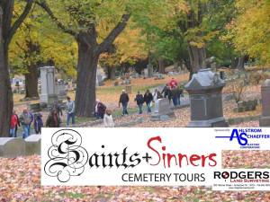 [LISTEN] Community Matters – Noah Goodling Discusses 'Saints and Sinners' Cemetery Tours