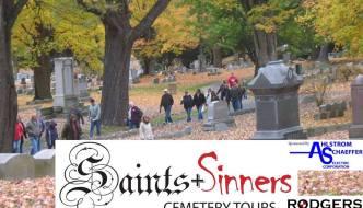[LISTEN] Community Matters – Noah Goodling Discusses 'Saints and Sinners' Cemetery Tours