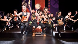 Reg Lenna 2018-19 Season Begins Wednesday with TaikoProject Performance