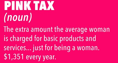 Pink Tax law takes hold in New York: Gender-based pricing on select services, goods will be illegal
