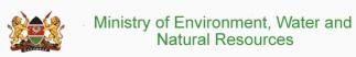Ministry Environment Kenya