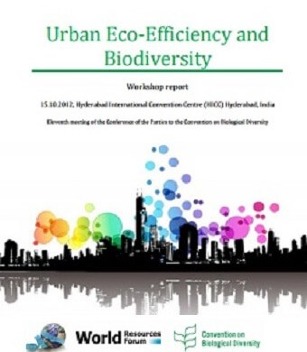 Urban Eco-Efficiency and Biodiversity