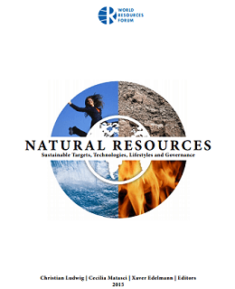 NATURAL RESOURCES – Sustainable Targets, Technologies, Lifestyles and Governance