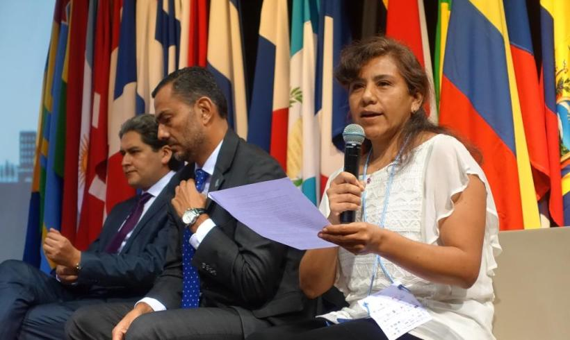 World Resources Forum Latin America and the Caribbean (LAC) and the International Sustainable Building Congress 2016