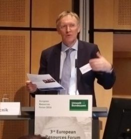 Janez Potocnik, co-chair International Resource Panel