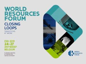 World Resources Forum Antwerp