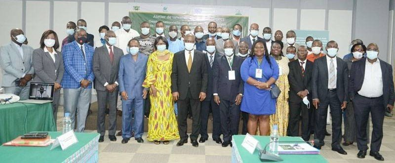 New project addressing the issue of persistent organic pollutants (POPs) launched in Abidjan, Côte d'Ivoire