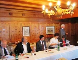 Resources Briefing Swiss Parliament