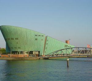 Metropolis Museum of science in Amsterdam