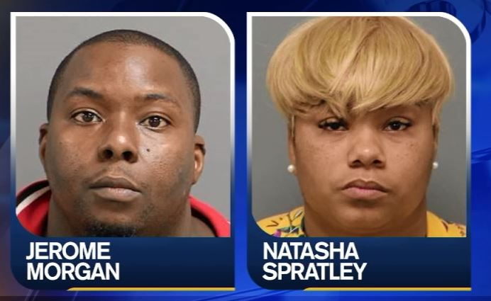 Petersburg couple charged after 12 pounds of marijuana discovered at