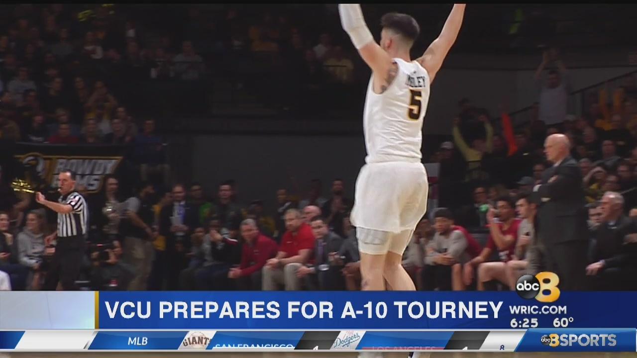VCU and Richmond prepare for tournament