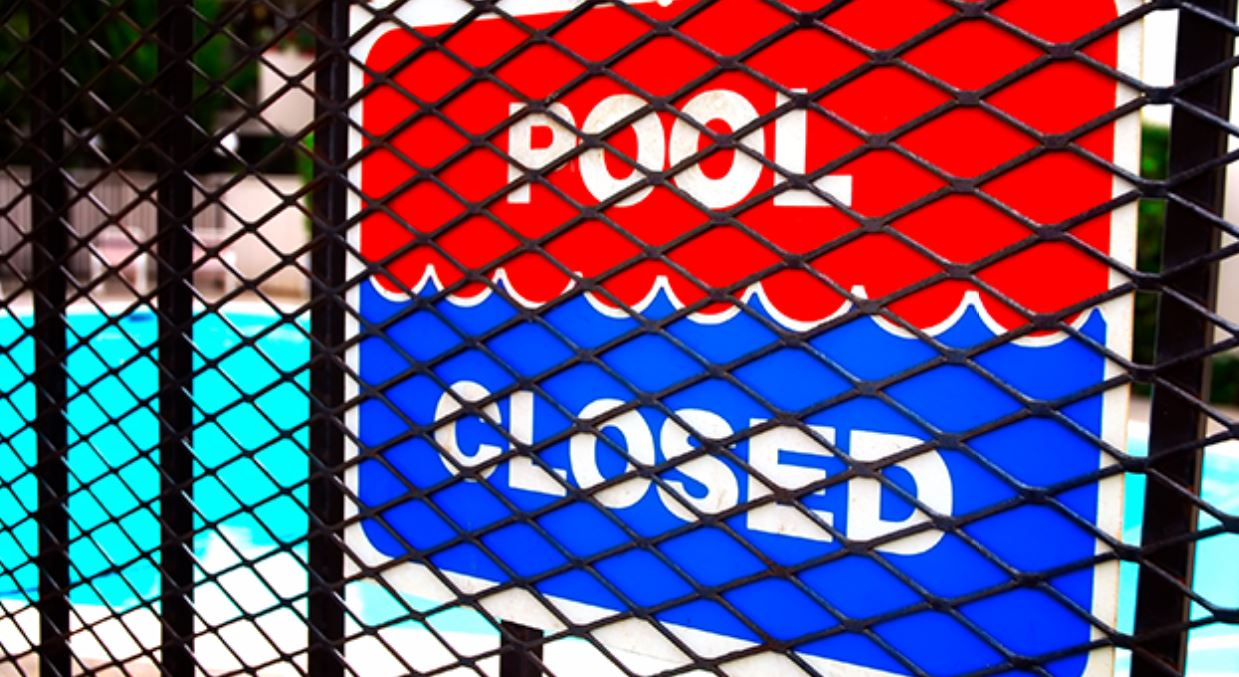 Stafford County pool temporarily closed after reports of 4