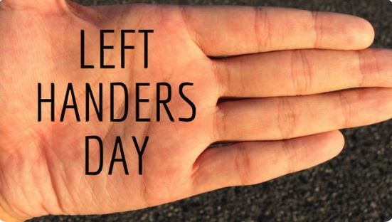 It S International Left Handers Day 8news