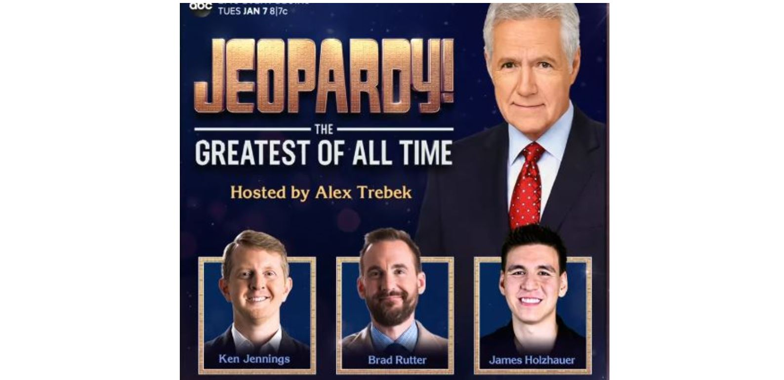Jeopardy! Goat >> Top 3 Contestants In Jeopardy History To Compete For Goat
