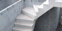 Concrete Stairs, Precast Stair Units, Concrete Landing Slab
