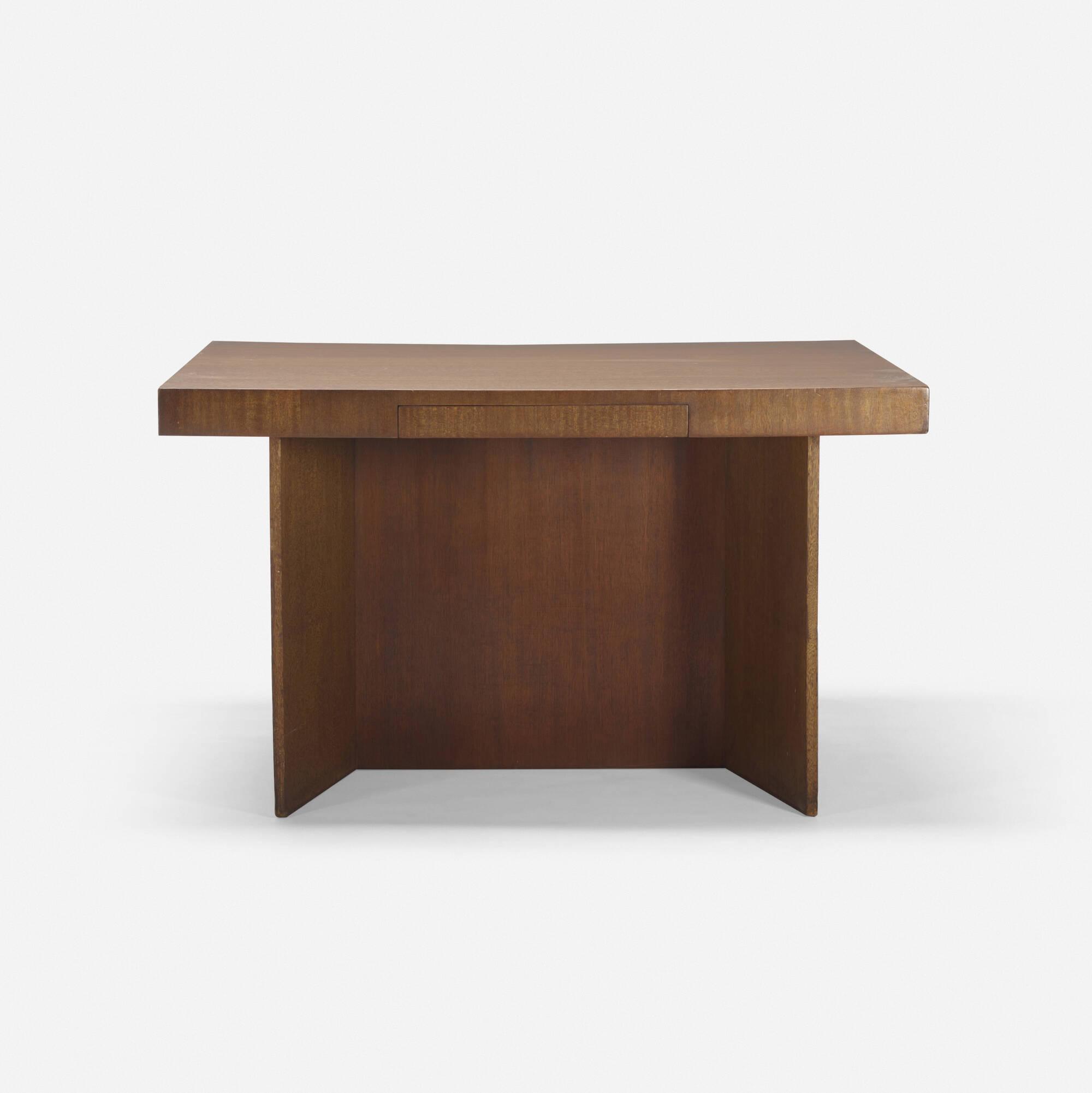 Frank Lloyd Wright Partner Desk Dorothy