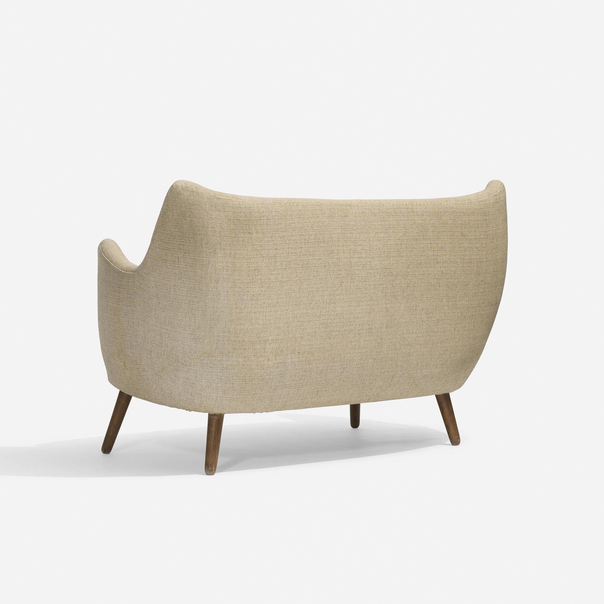 finn juhl poet sofa sale plexigl table 112