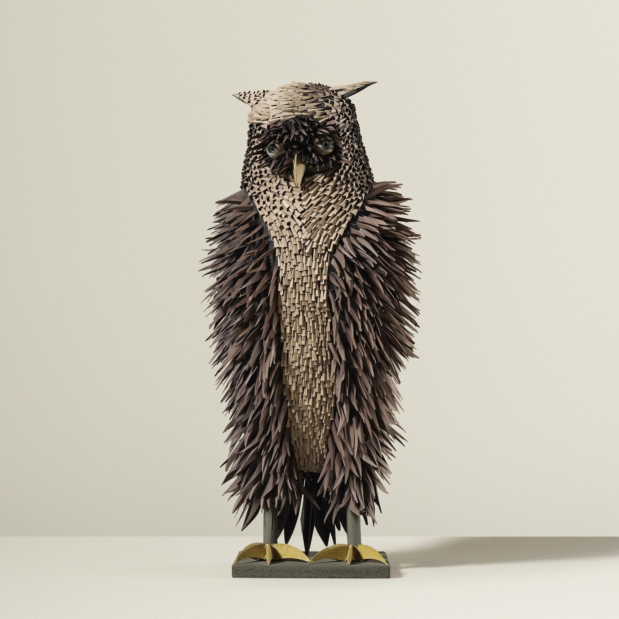 Irving Harper Untitled Owl