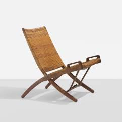 Folding Chair Auction Revolving Top View 148 Hans J Wegner