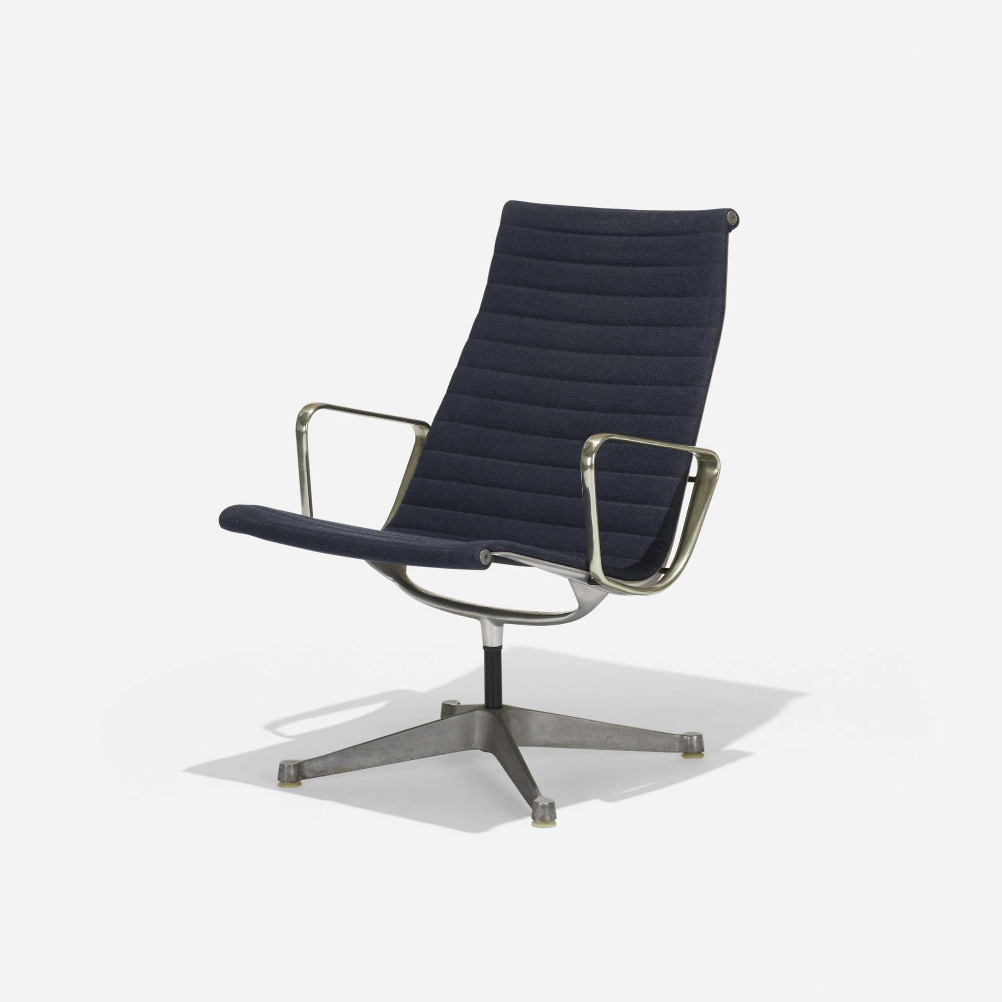 eames aluminum chair steel price in sri lanka 155 charles and ray group lounge american 1 of 3